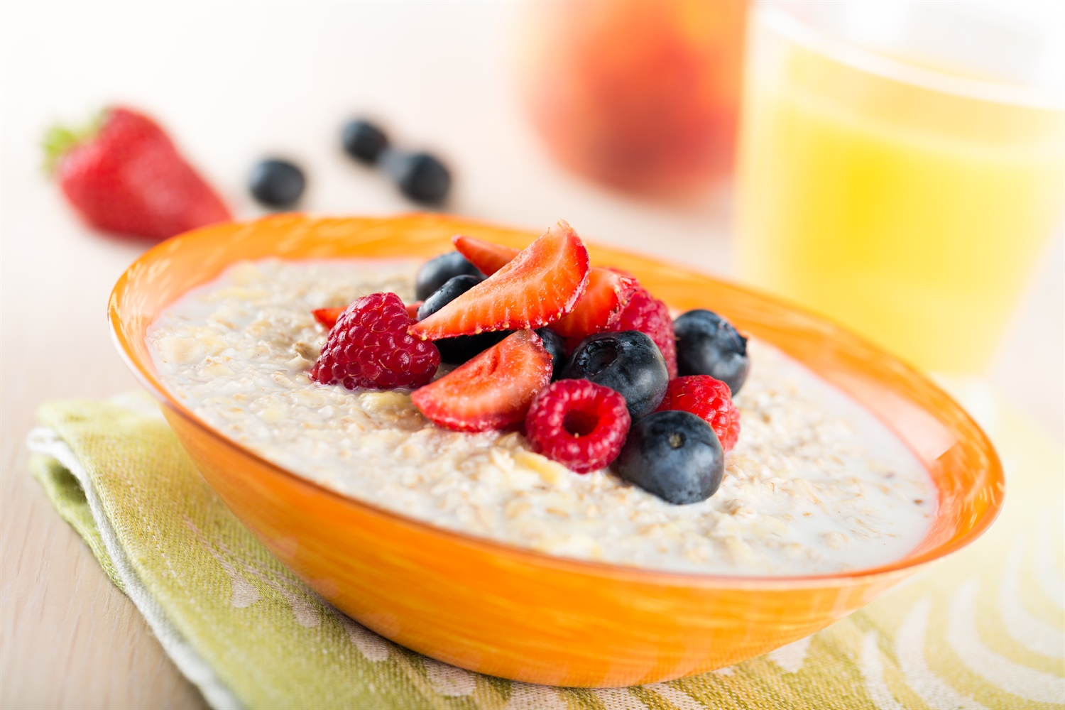 5 Creative Oat Breakfast Ideas