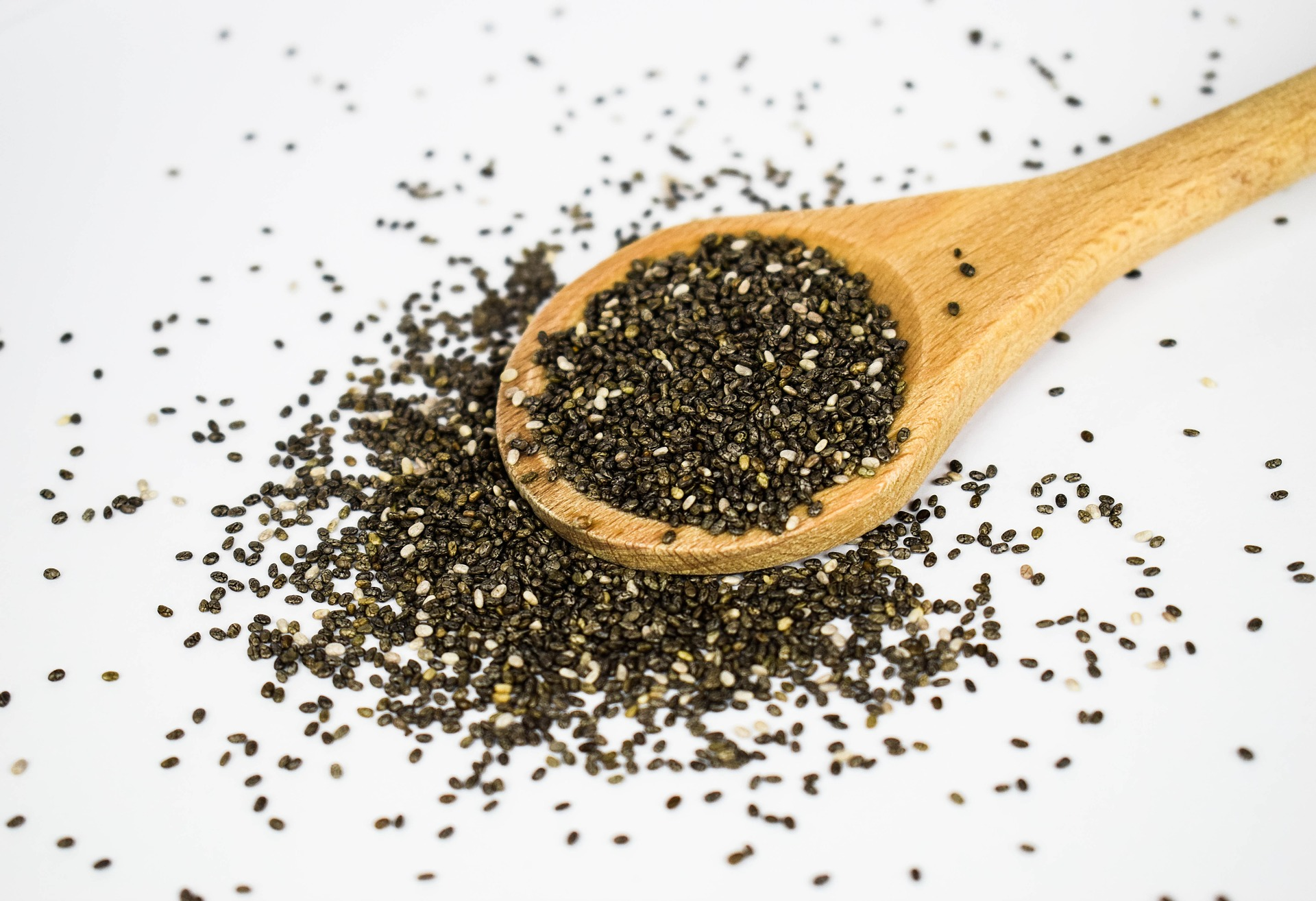 7 Impressive Health Benefits of Chia Seeds