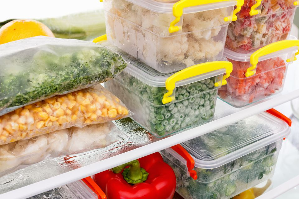 8 Foods You Can Store in the Freezer